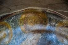 Hagia Sophia Church Fresco