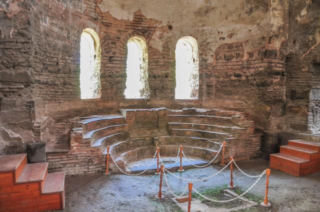 Hagia Sophia Church Apse