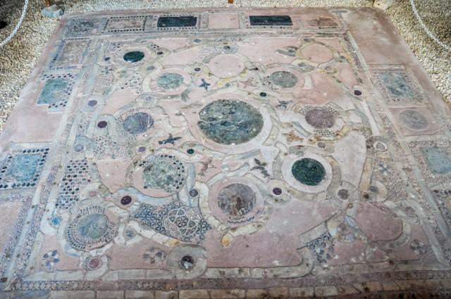 Hagia Sophia Floor