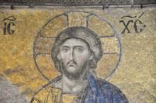Deisis Jesus (Detail)