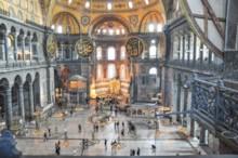 Hagia Sophia Interior Main