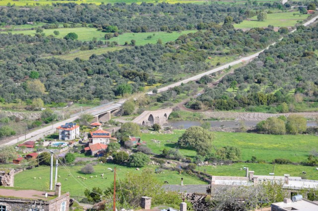Bridge North of Assos