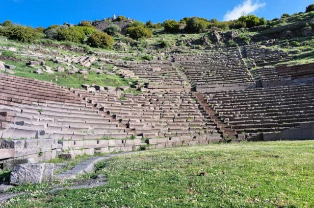 Theater Cavea 2