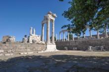 Temple of Trajan 3