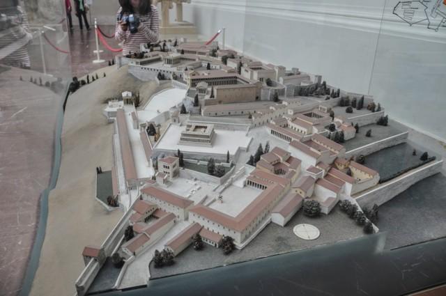 Acropolis Model