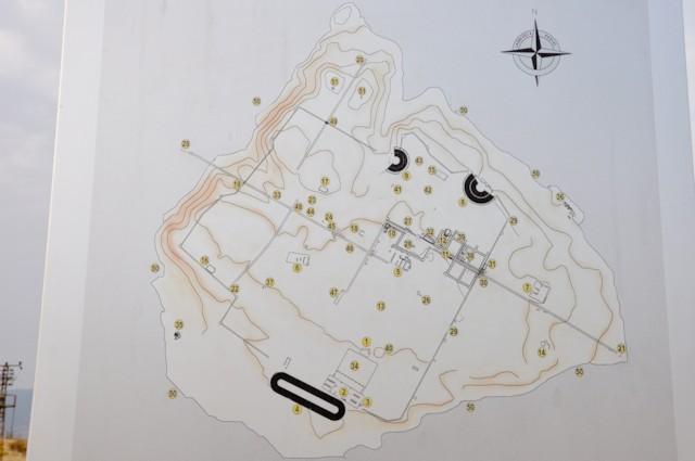 Plan of Laodicea
