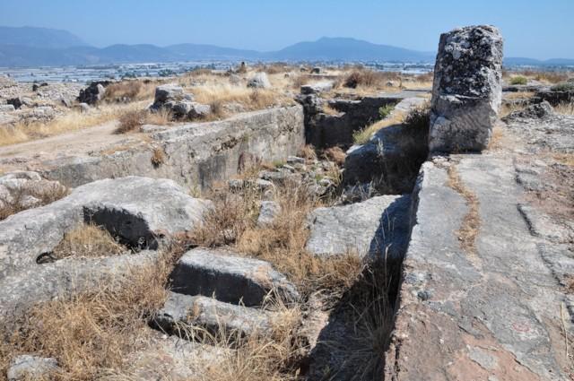 Acropolis Remains