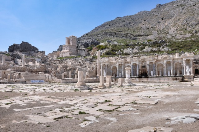 Upper Agora