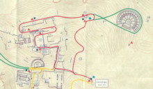 Plan of Upper City