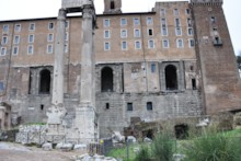 Temple of Vespasian and Titus and the Tabularium