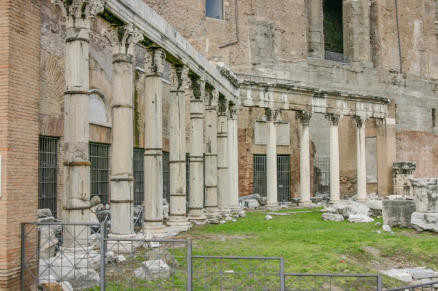 Portico of the Twelve Gods