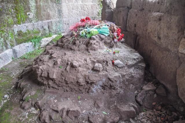 Altar of Julius Caesar